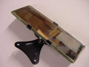 1920s or 30s Rear View Mirror Beveled Glass NOS Ford ?
