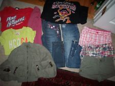 Large Clothes Lot Hollister Jeans SHORTS Hoodie Jacket Girls OP Size 14/ 0/1 S