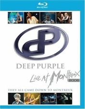 Deep Purple - Live At Montreux 2006 (Blu-ray, 2013)