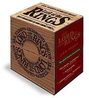 NEW The Lord of the Rings (Wood Box Edition) by J.R.R. Tolkien