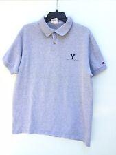 Vintage 90s Champion Yale Polo Shirt College University Ivy League Mens M