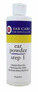 RICH HEALTH R7 EAR POWDER 24 GRAM STEP 1 REMOVES UNPLEASENT ODORS HAIR.FREE SHIP