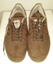 Men's Adidas Samba Hemp Olive Brown Shoes Natural Sneakers Soccer US 8