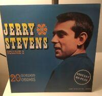 Jerry Stevens Volume 2 - 20 GOLDEN OLDIES - Lost Night LP-119 (1965)