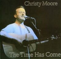Christy Moore - The Time Has Come (NEW CD)
