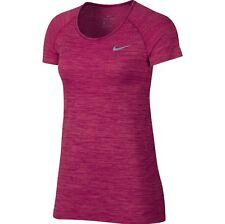 Para mujer Nike sportswear camiseta de entrenamiento de punto seco, de 831498-607, Medio