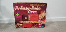 Vintage 1976 Betty Crocker Easy Bake Oven by Kenner!  Works! Original Box!