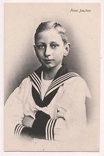 Vintage Postcard Prince Joachim of Prussia