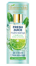 BIELENDA FRESH JUICE HYDRO - ESSENCE FACE HYDRATOR DETOX with LIME