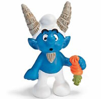 NEW SMURFS ZODIAC CAPRICORN STAR SIGN SCHLEICH PVC GOAT FIGURE PEYO RETIRED MINT