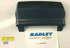 NEW OEM GM CHEVY TAHOE SUBURBAN REAR BUMPER TOW HITCH COVER 15-17 23142973 B262A