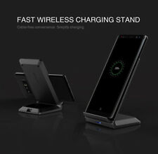 Nillkin Fast Wireless Charging Stand For iPhone 8/8 PLUS X Samsung Note 8 S8