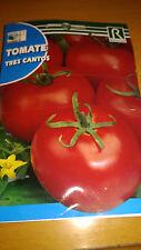 Semillas de Tomate tres cantos 1g 240 aprox Lycopersicon sculentum seeds