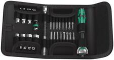 """Wera 05051045001 KK Zyklop 26-Pce Kraftform Kompakt Ratchet & Bit Set 1/4"""" Drive"""