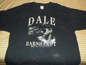 DALE EARNHARDT #3 TRIBUTE T-SHIRT BY CHASE 2009 SIZE 3X-LARGE PREOWNED CHEVY
