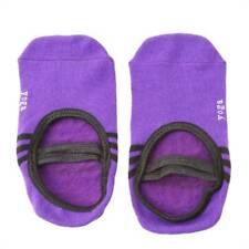 Women Dance Pilates Grip Socks Gym Exercise Yoga Non Slip Ankle Gym Socks Bl