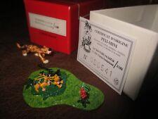 Franquin-Pixi-Scène Les trois bébés Marsu et le jaguar-boite&certificat