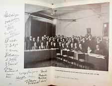 BOMBA ATOMICA: Castellani Gigante, 6 AGOSTO, Vallecchi 1964 con dedica autori