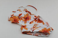 River Woods Hibiscus Flower Swimsuit RRP $50 NEW