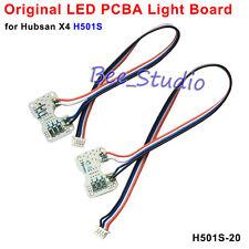 Original Hubsan X4 H501S RC Quadcopter Drone Spare Parts LED PCBA Light Board