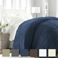 Home Collection All Season Goose Down Alternative Comforter - 6 Classic Colors