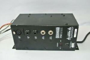 DA-LITE Audio Mixer / Power Supply - Cut power cord 115VAC 50/60Hz 100 Watts