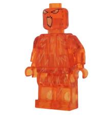 **NEW** Custom Printed - 10,000 WATT GHOST - Scooby Doo Building Block Minifig