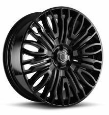 Range Rover One Piece Rim Wheels with Tyres