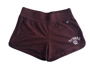 Champion Harvard Shorts women's medium burgundy
