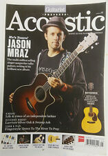 Acoustic Guitar Player Quarterly Magazine 2014 MRAZ Martin Taylor Avian Larrivee