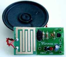 Rain Detection / Alarm / Sound alert for electronic student [ Unassembled kit ]