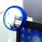 Home Office Laptop Computer Monitor Cubicle Rear View Rearview Mirror Useful