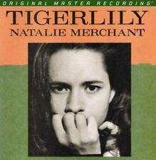 Natalie Merchant: Tigerlily (MOFI - 24-Karat-Gold-CD - UDCD 771)