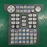 Arc NKS-001E Yaskawa Motoman JZRCR-NPP01-1 Membrane Keypad