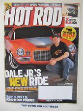 Hot Rod Magazine     December  2007     Rodders Of The BAJA 1000