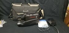 General Electric VHS Camcorder Model CG706 12X Power Zoom