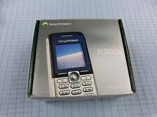 Sony Ericsson K300i Smooth Silver! NEU & OVP! Ohne Simlock! Imei gleich! Selten!