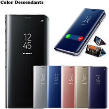 New 360° Smart Mirror Flip Case For Samsung Galaxy S10 S9 Plus A10 A50 A70 Cover