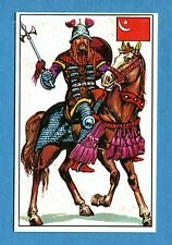 ARMI E SOLDATI - Edis 71 - Figurina-Sticker n. 130 - CAVALIERE TURCO -Rec
