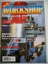 Model Engineers Workshop. The Practical Hobby Magazine. No. 34. March/April 1996