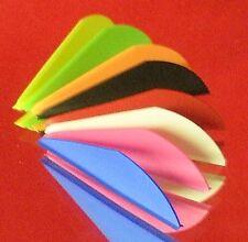 "Raptor Arrow Vanes (Blazer Vanes) 2"" Mix/Match Pkg/40"