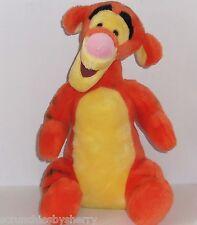 "Disney Tigger Winnie Pooh Plush Toy 16"" Stuffed Animal"