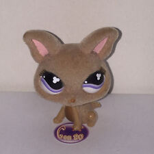 Littlest PetShop CHIHUAHUA FLOCKED 461 J45 CHIEN DOG Pet Shop