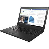 """Lenovo ThinkPad T560 15.6"""" FHD i7-6600U 8GB 512GB SSD 940MX Webcam Win10 Pro"""