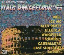 Italo Dancefloor '95 (#zyx81035) U.s.u.r.a., Anticappella, Club House, .. [2 CD]