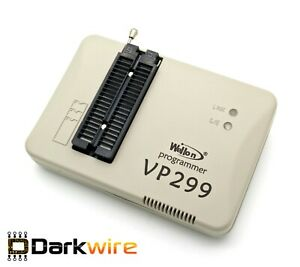 Wellon VP-299 Universal IC Programmer - Eprom PIC AVR - Supports 19,000+ chips