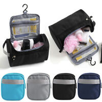 Makeup Travel Cosmetic Bag Case Multifunction Pouch Toiletry Zip Organizer Bag