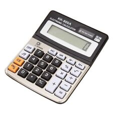 8 Digit English Talking Calculator With Alarm Business-Can't voice broadcast