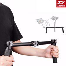 Zhiyun Crane 2 Dual Handheld Extended Handle Bar Grip Bracket Gimbal Stabilizer