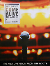 THE ROOTS, COME ALIVE POSTER (L9)